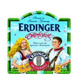 "coaster ""Oktoberfest"" dancing couple"