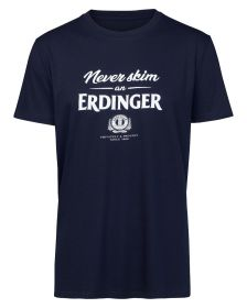 T-Shirt Never skim