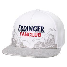 Baseballcap ERDINGER Fanclub weiß