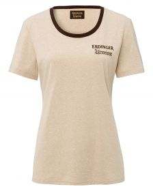 T-Shirt ERDINGER Urweisse Damen