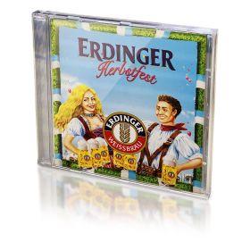 music CD ERDINGER Herbstfest