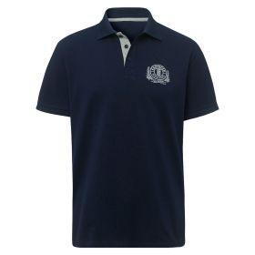 Poloshirt blau ERDINGER Classic Herren