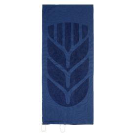 Badetuch Hamam 170x75cm als Rucksackbeutel blau