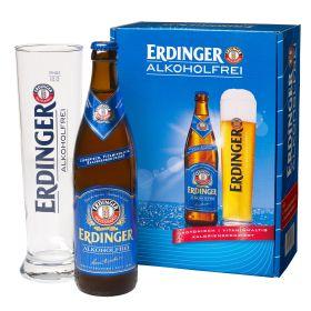 Präsentkarton ERDINGER Alkoholfrei 0,5 L