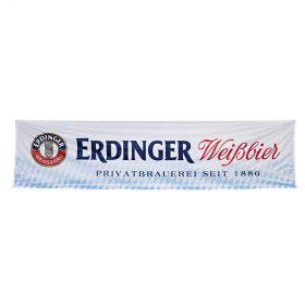 """banner """"Erdinger"""""""