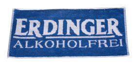 bar towel ERDINGER non-acloholic