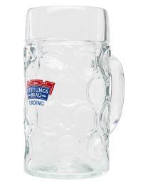 Glaskrug Stiftungsbräu 0,5 L