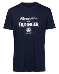 T-Shirt Never skim Herren