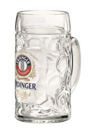 Krug-Glas 0,5 L