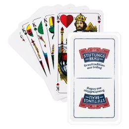 Spielkarten Schafkopf Stiftungsbräu